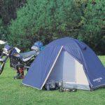 キャンプツーリングに向けてテント購入