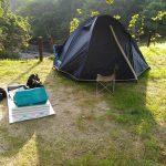 キャンプデビュー!青川峡キャンピングパーク