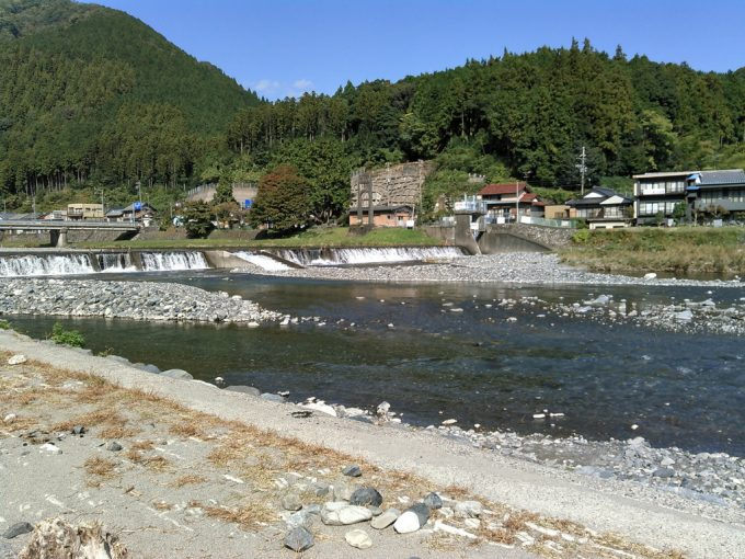 粕川オートキャンプ場で秋キャンプ
