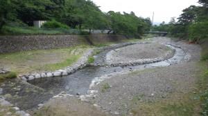 養老の滝下流