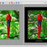 画風変換もできるソフト「FotoSketcher」を使ってみる