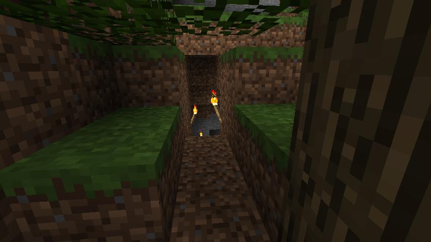 洞窟ーは続くーよーどーこまーでーもー